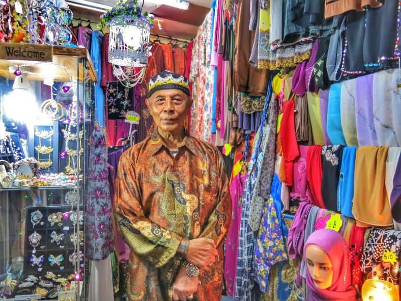 Malay Muslim clothes boutique in Singapore | Shopkeeper Stories