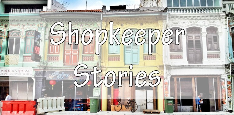 Shopkeeper Stories header