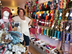 Shopkeeper Stories with Lovely Yarn