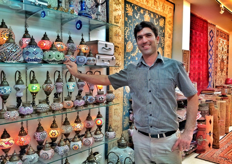 Shopkeepers' Stories - Magic Lamps