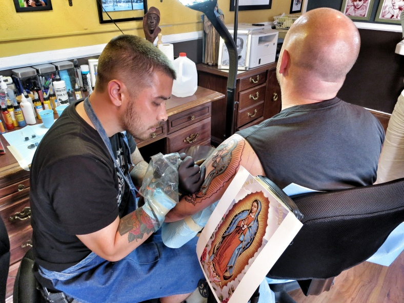 Shopkeepers' Stories - Dave Wah Stay Humble Tattoo Studio