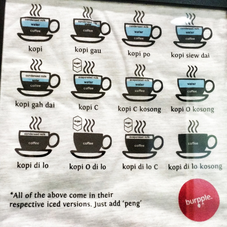 Shopkeeper Stories, kopi, Singapore, teh tarek, coffee, hawker centre, coffeeshop