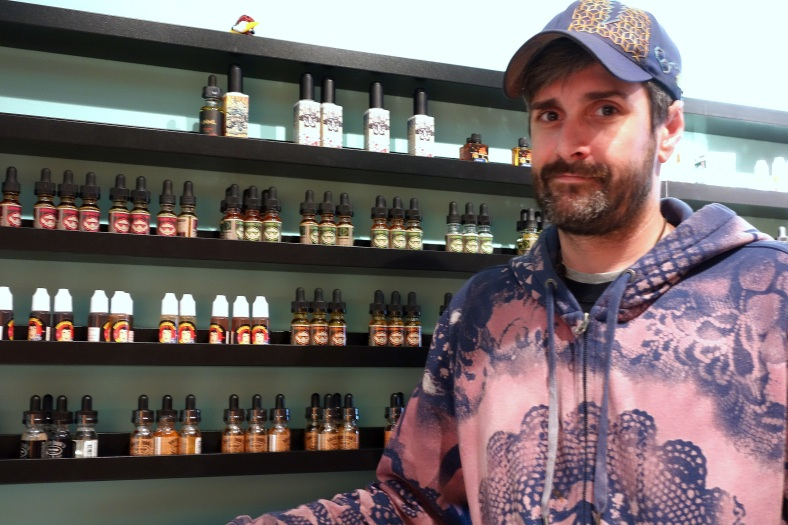 Shopkeepers' Stories Shopkeeper SweetBriar Vapors