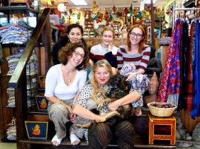 Shopkeepers' Stories - Caravanserai