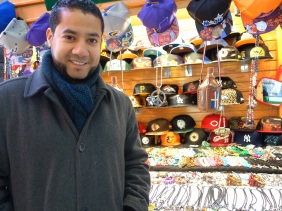 Shopkeeper Stories Dominican Republic jewellery necklaces Lexington Market Baltimore small business