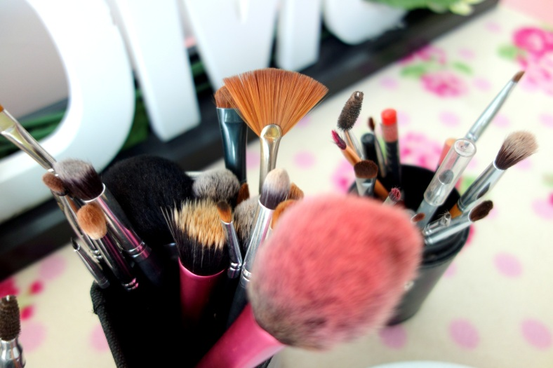 Shopkeeper Stories with Nazlin Hilal the founder of Doll Me Up Cosmetics and Boneca cosmetics make-up in Singapore small business fashion