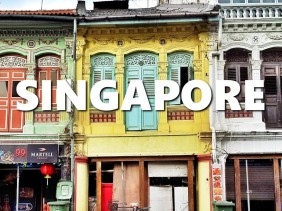 Shopkeeper Stories in Singapore with shophouses and small business enterprises entrepreneurship