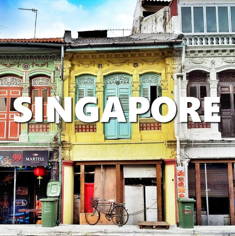 Shopkeeper Stories in Singapore with shophouses and small business enterprises entrepreneurship retail