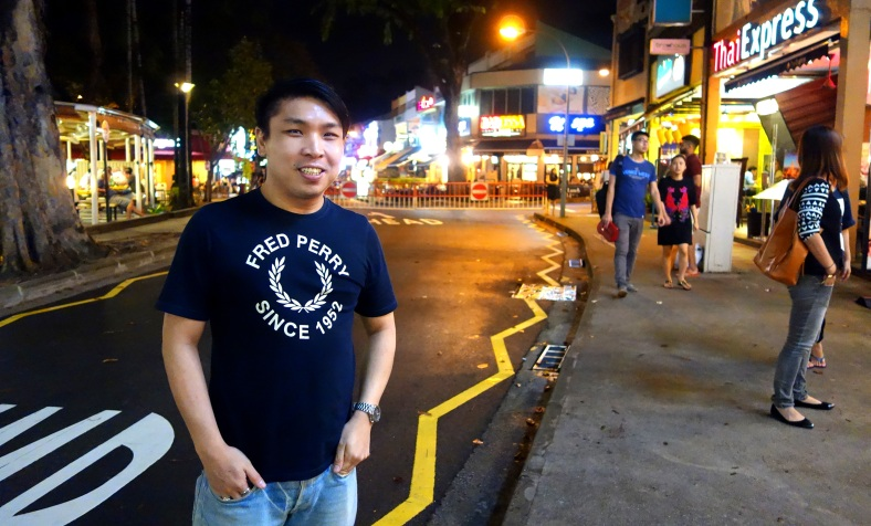 Abel Neoh from Mainzsq in Singapore electronics ecommerce business with Shopkeeper Stories
