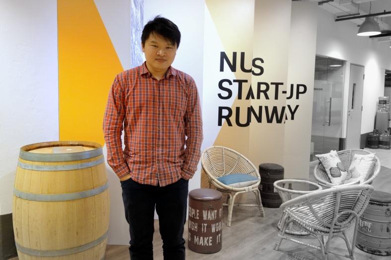 Gary Gan, an entrepreneur in Singapore - Shopkeeper Stories