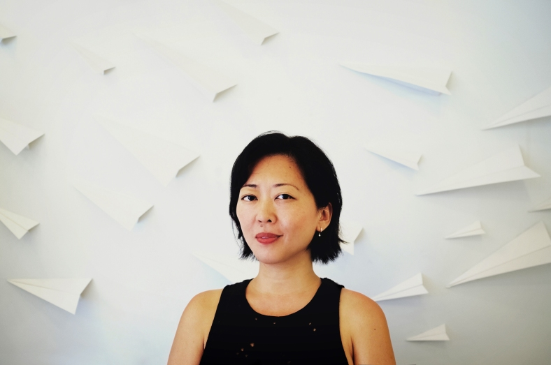 Chrissy Lim from Paperplane, a visual storytelling studio in Singapore | Shopkeeper Stories