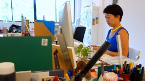 Chrissy Lim from Paperplane Pilots in Singapore   Shopkeeper Stories