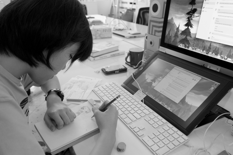 Teressa from Paperplane Pilots in Singapore | Shopkeeper Stories