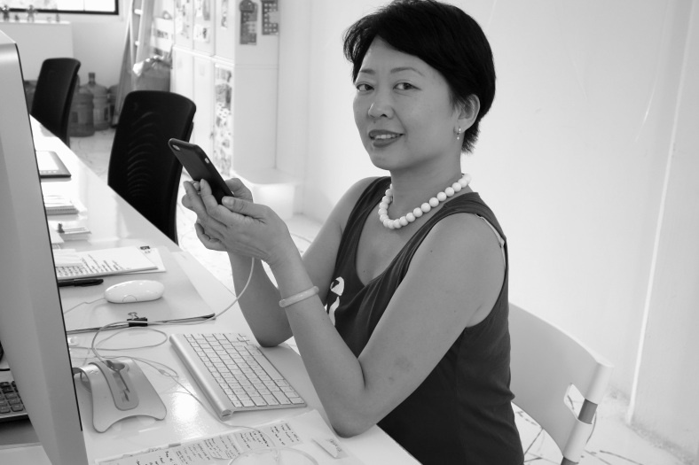 Chrissy Lim from Paperplane Pilots in Singapore | Shopkeeper Stories