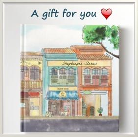 Book launch | Shopkeeper Stories