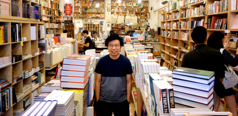 Books Actually - bookshop in Singapore in Tiong Bahru | Shopkeeper Stories