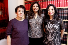 Intellectual property boutique law firm in Singapore - Murgiana Haq, Ferzana, and Tasneem from hslegal.com.sg| Shopkeeper Stories