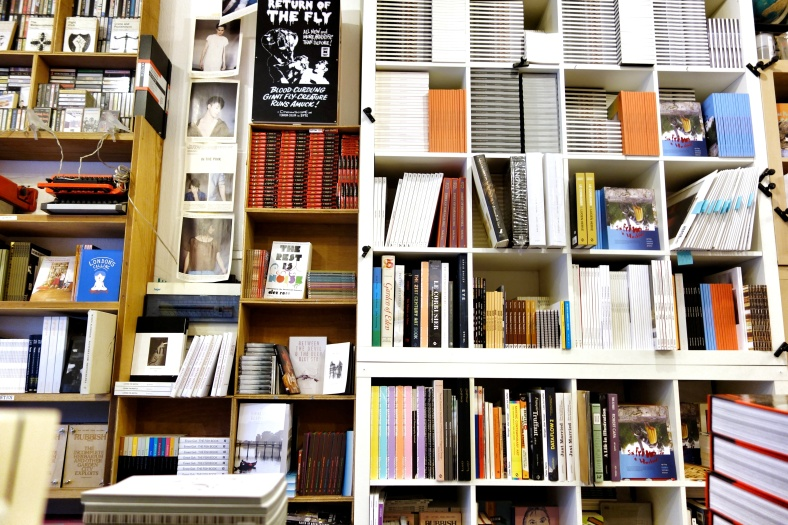 BooksActually is an independent bookstore at Tiong Bahru in Singapore run by the owner Kenny Leck with a focus on local books, international authors, and vintage goods | Shopkeeper Stories